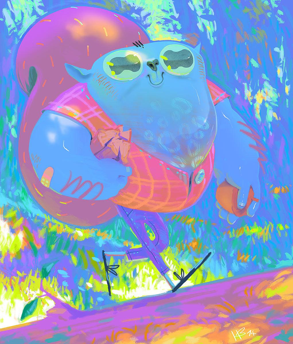 Squiddle