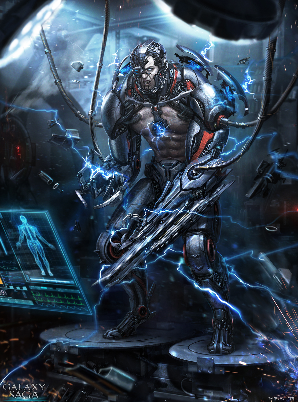Bogdanmrk the cyborg advanced