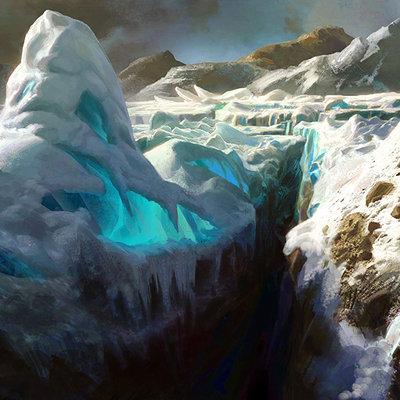 Glacialchasm