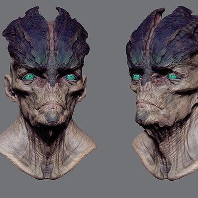 Common alien 01 wip07