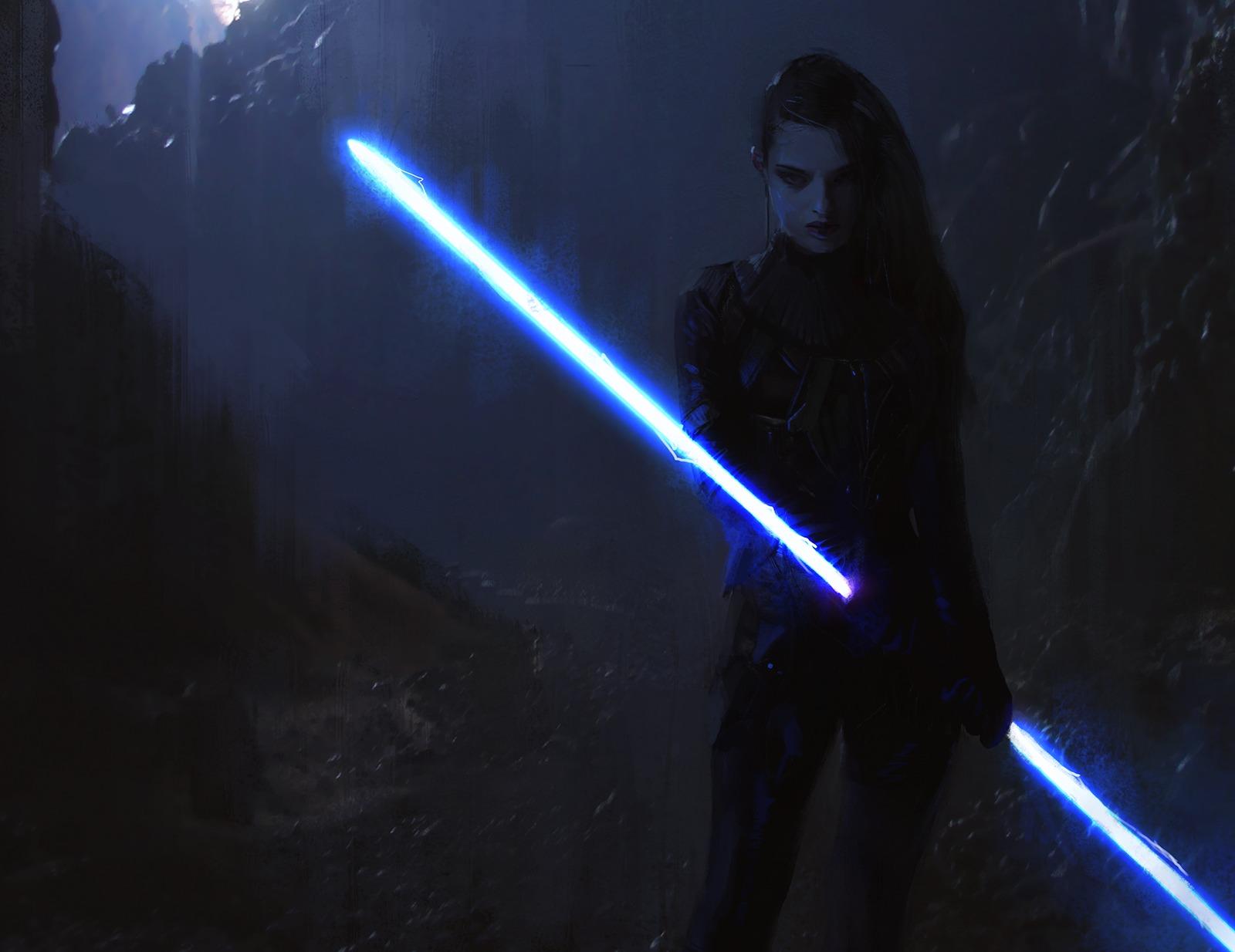 Artstation Jedi Master Wojtek Fus