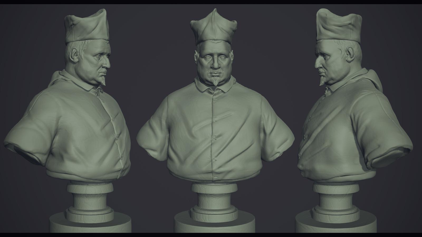 Cardinal Scipione