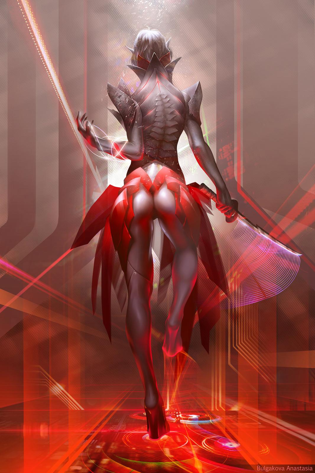Red Saya