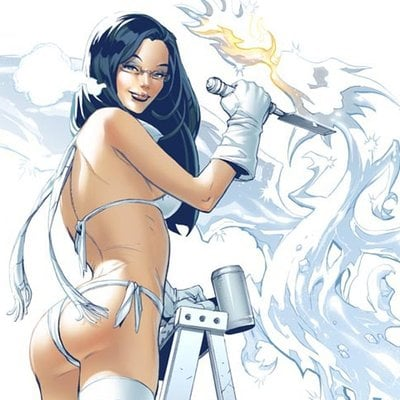 Grimm fairy tales exclusive by david nakayama