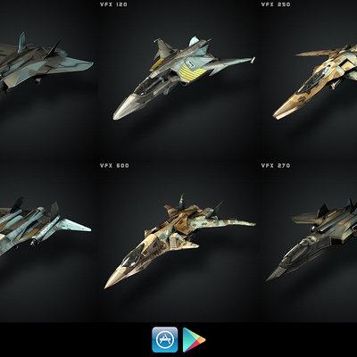 Fcx ships