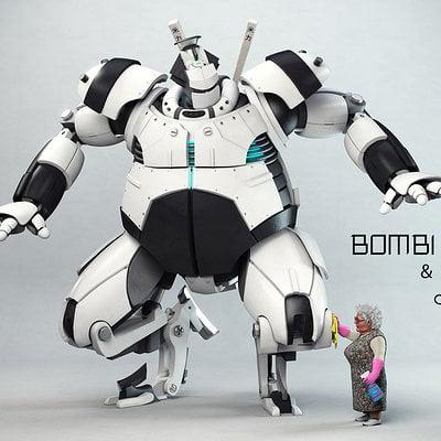 Ten bombi julia 01 pf pp1600
