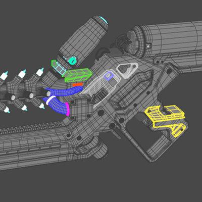 Gun 1200