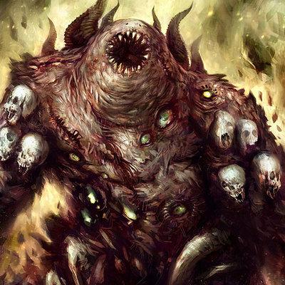 Warlord daemon