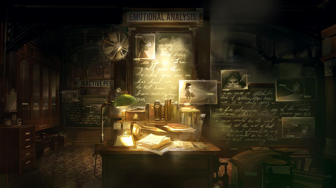Artstation Bioshock Infinite Liz Tower Concepts Ben Lo