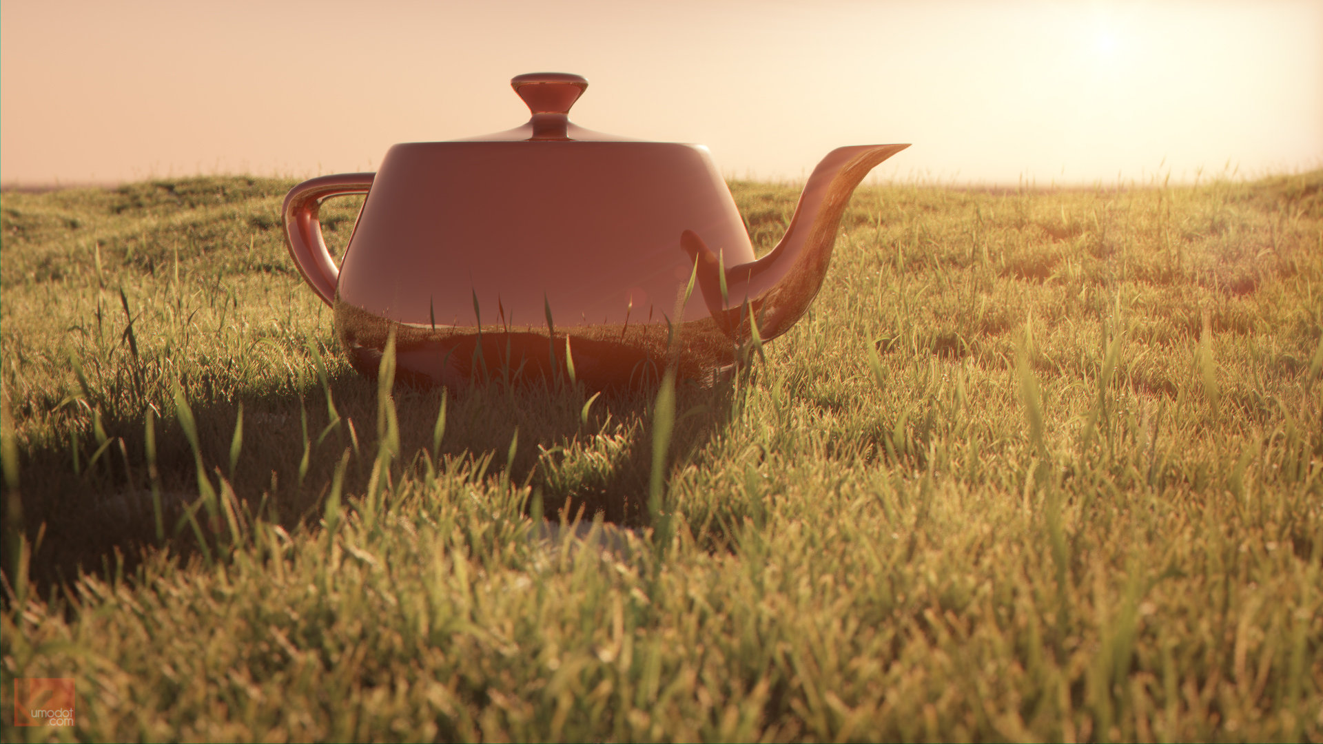 Teapot vacation
