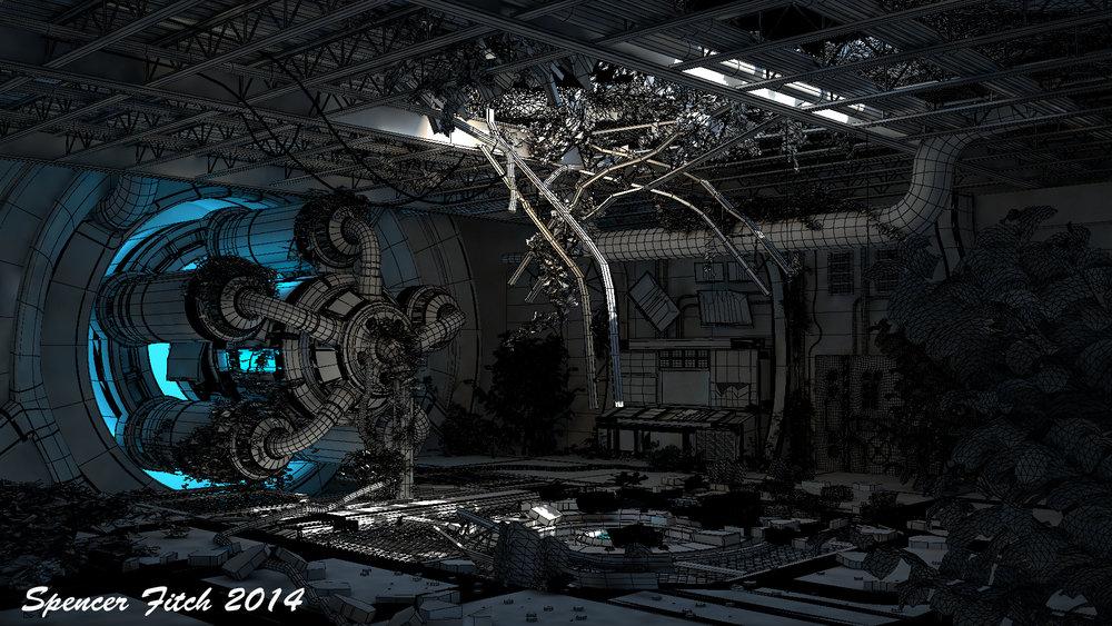 Ionreactorwireframe