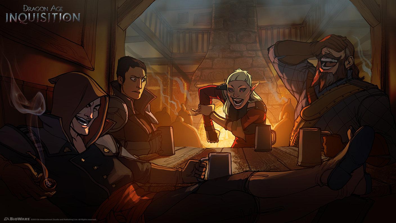 DA:I - Tavern