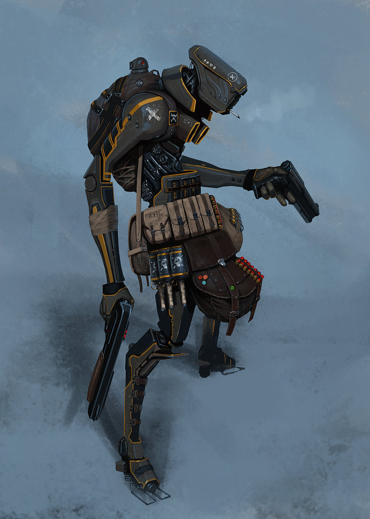 Bounty hunter bot