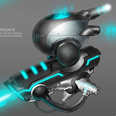 Robot turrets by david nakayama d4hn3mz