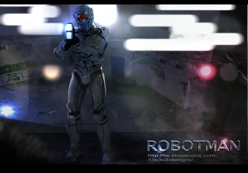 Robot max-1  for fun