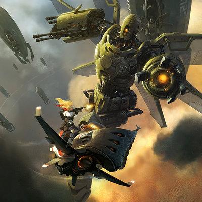 Sky riders