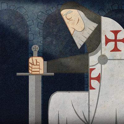 Jacques de molay by heretictemplar d4zbd0m