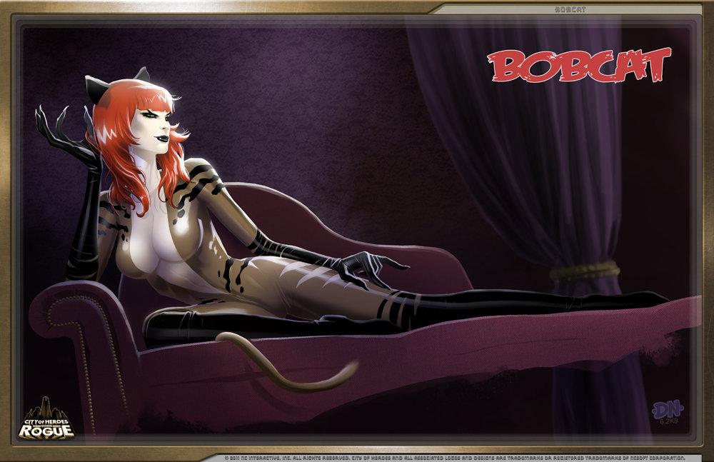 Bobcat concept by david nakayama d2wl29t