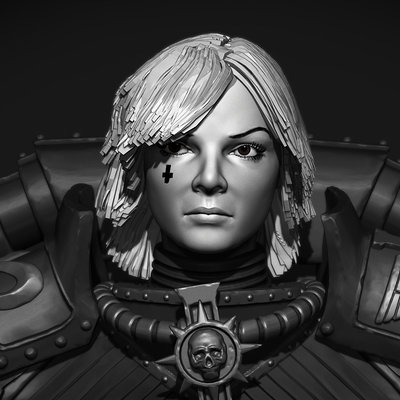 Warhammer battlesister