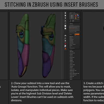 Stitch tutorial v1