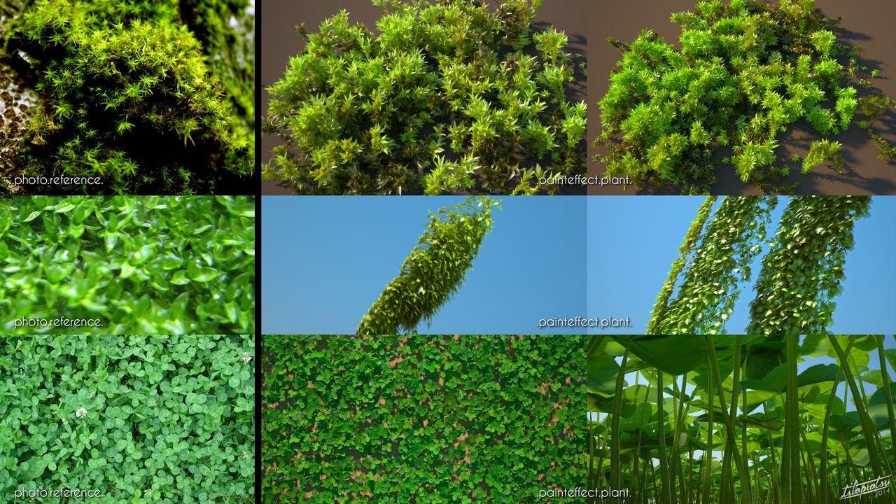 Enchanted tree wip7