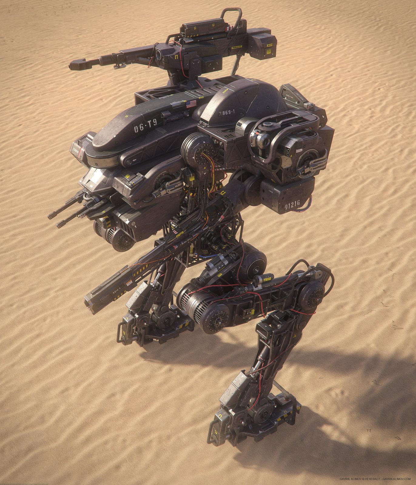 UNIT 06-T9 : Desert