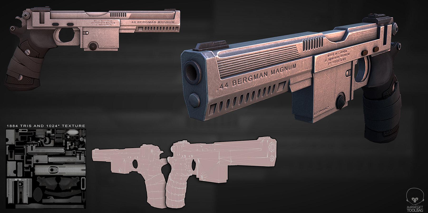 Gun small
