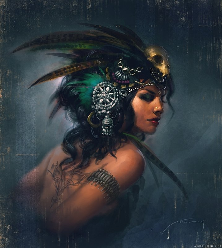 Exotic Tribal Fusion