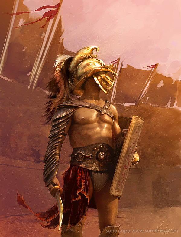 Gladiator conceptart