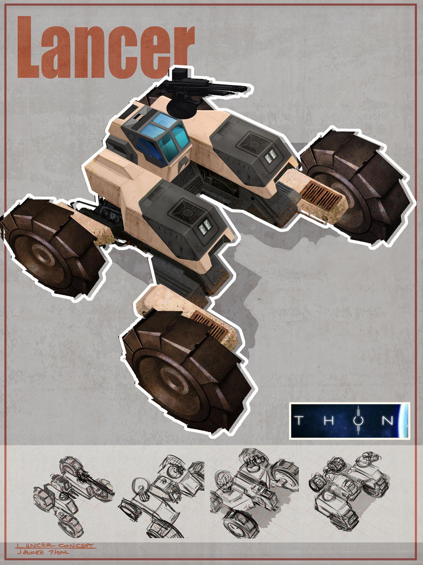 Vehicle design 2