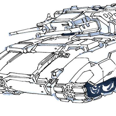 Tank craft thumbs low