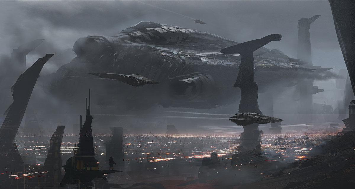 Mega Destroyers