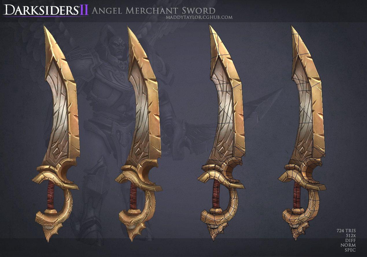 Ds2  angel merchant sword 1 by missmaddytaylor d5b9b9i