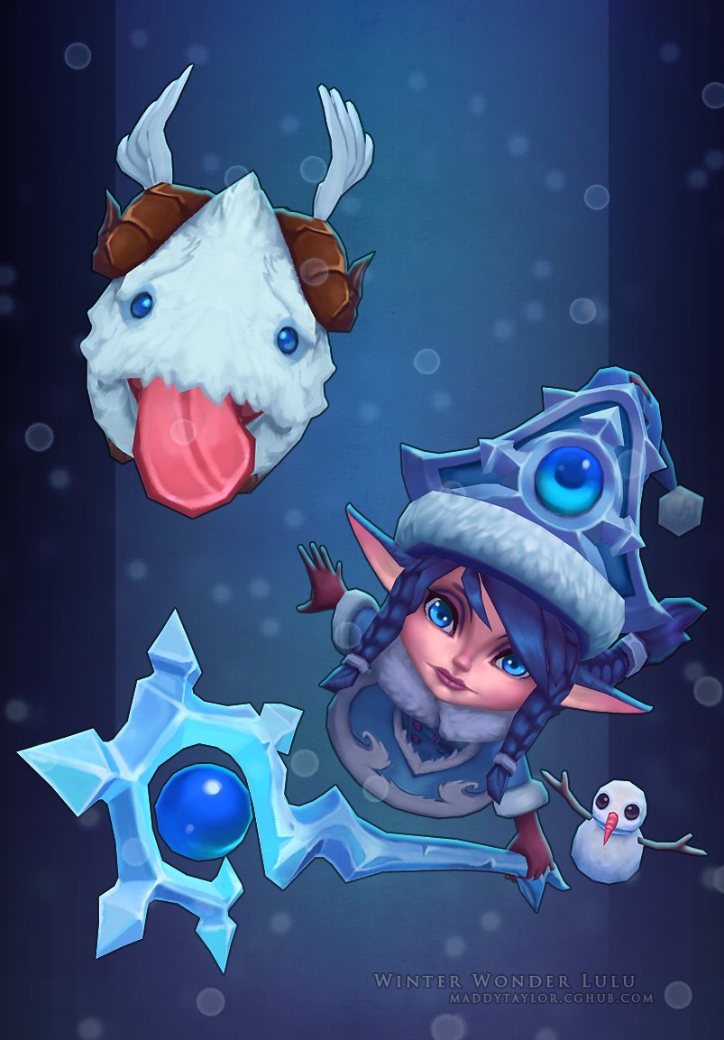 Lol  winter wonder lulu by missmaddytaylor d6xi3yb