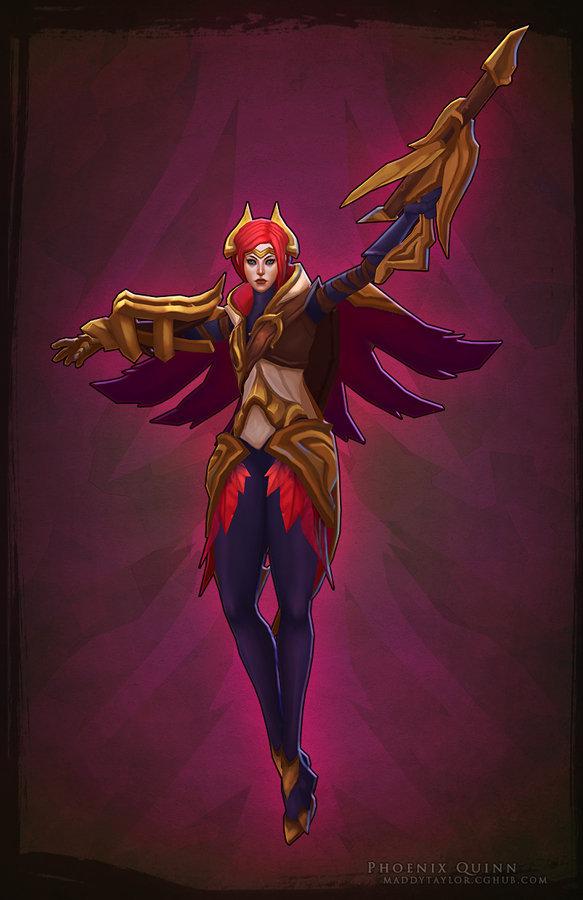 Phoenix quinn beauty by missmaddytaylor d5wmx6g