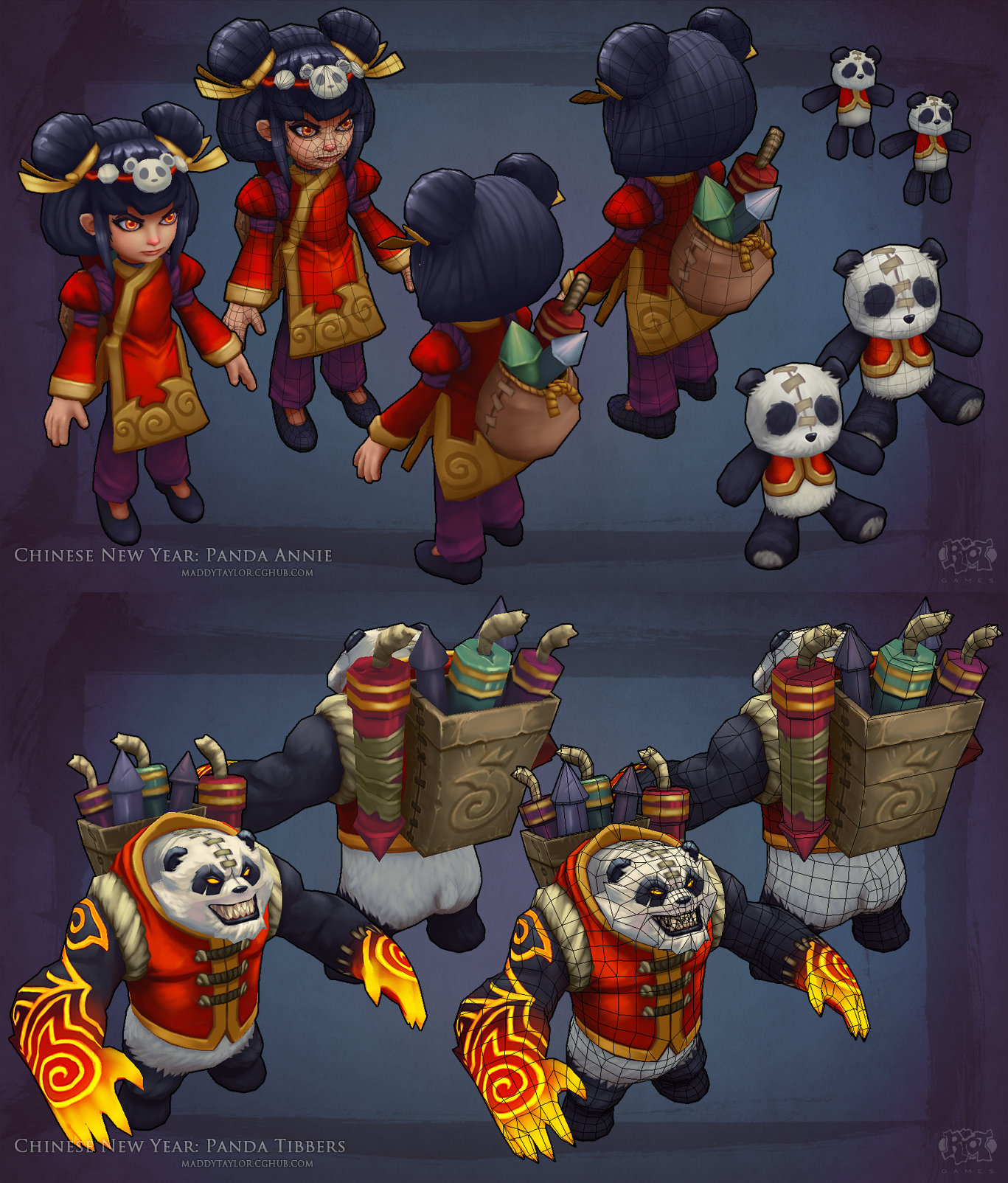 Panda annie   tibbers breakdown by missmaddytaylor d5sgsa7