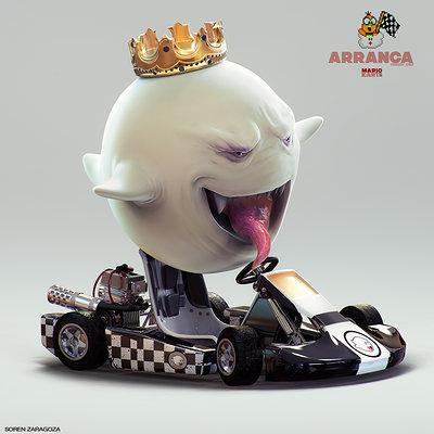 King boo web