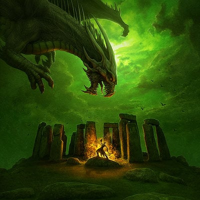The coming of dragons volume 3 final rev