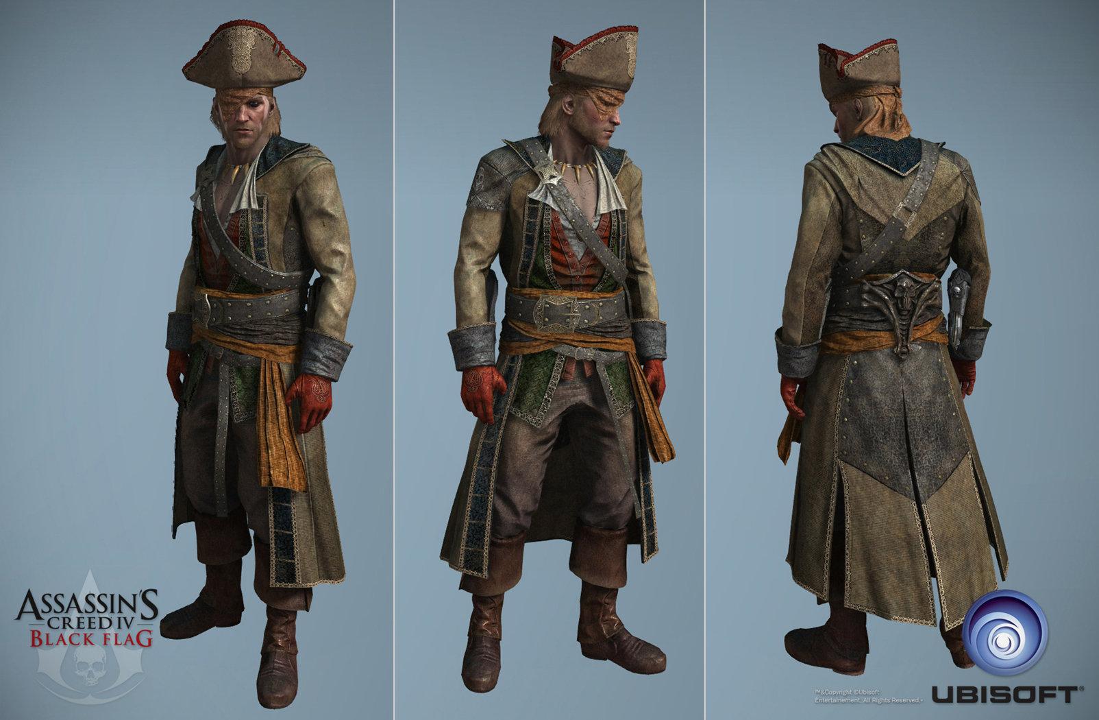Kaven Perreault Aciv Bf Legend Outfit