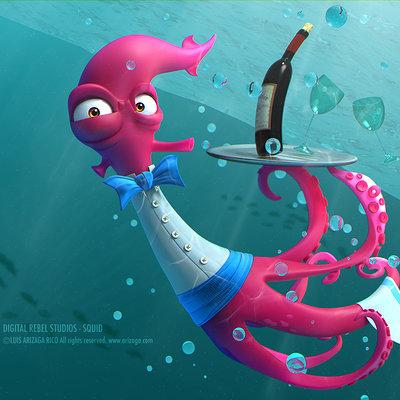 Squid portfolio