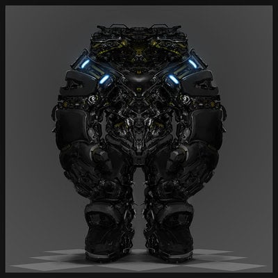 Robotconcept02 black
