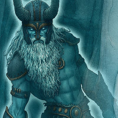 141154 hyrkzag the frost giant ghost