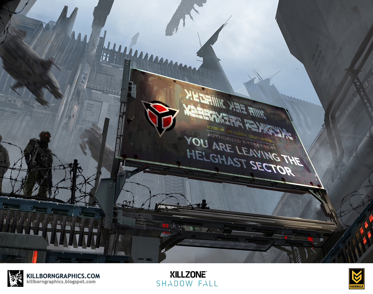 Killzone shadowfallgate