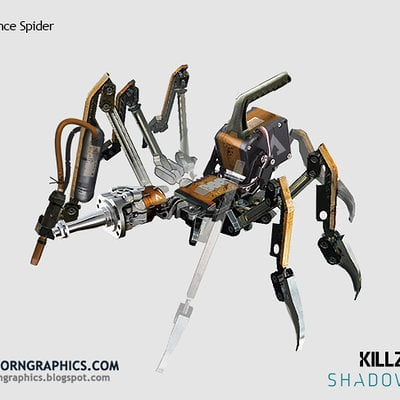 Maintenance spider backup