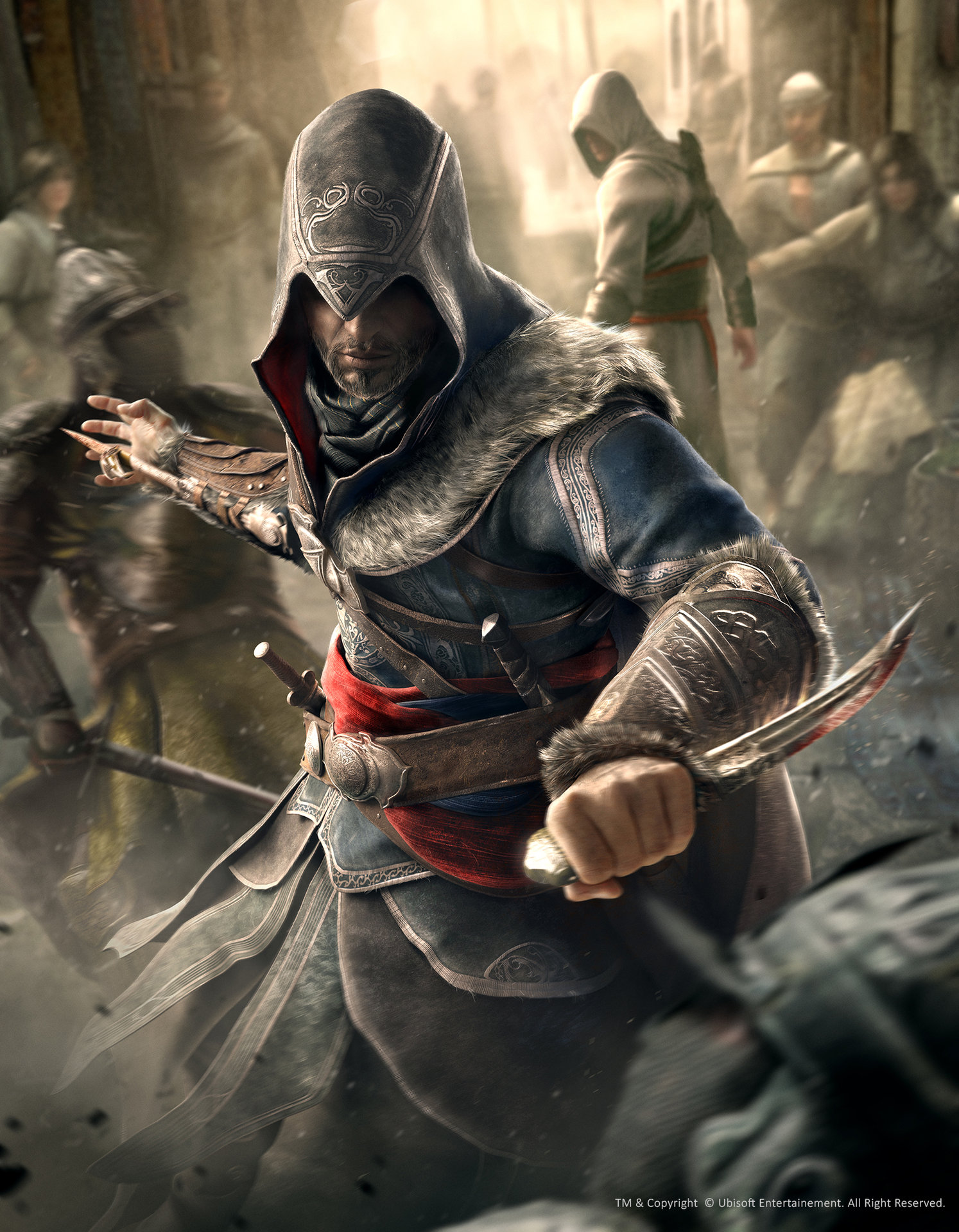 Assassin&#39-s Creed Revelations Concept art by Nahar-Doa on DeviantArt