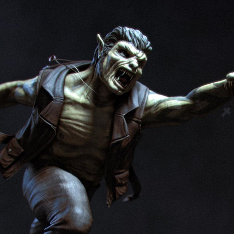 Conall, the werewolf