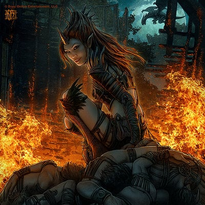 Kerem beyit soe lon set 14 the daughter of dragonbrood