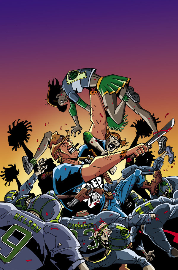 Joe Doogan Zombie Hunter