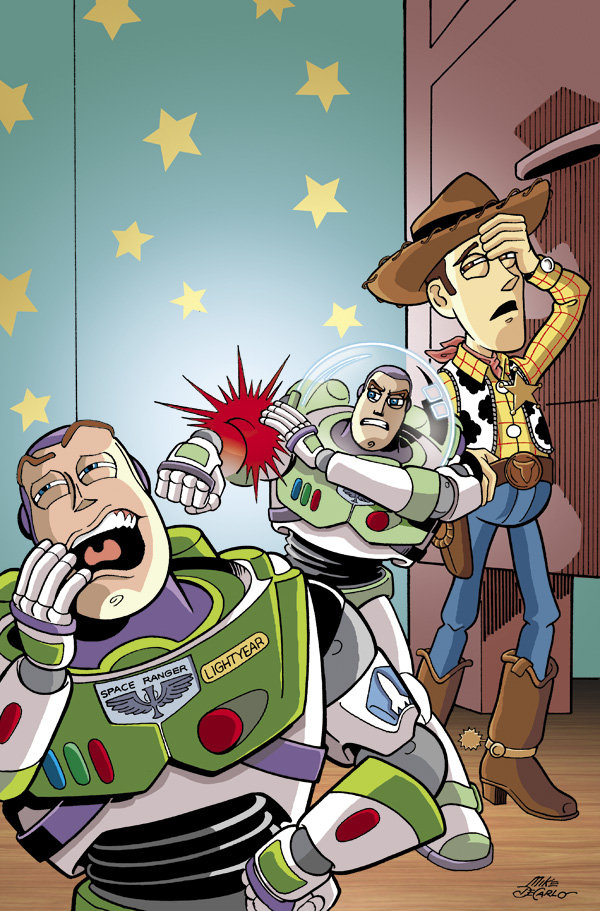 Toy Story # 0