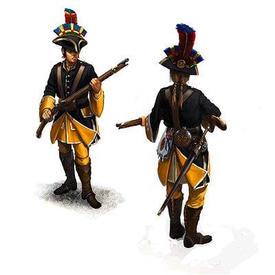 Edouard groult fusilier imperial diapo